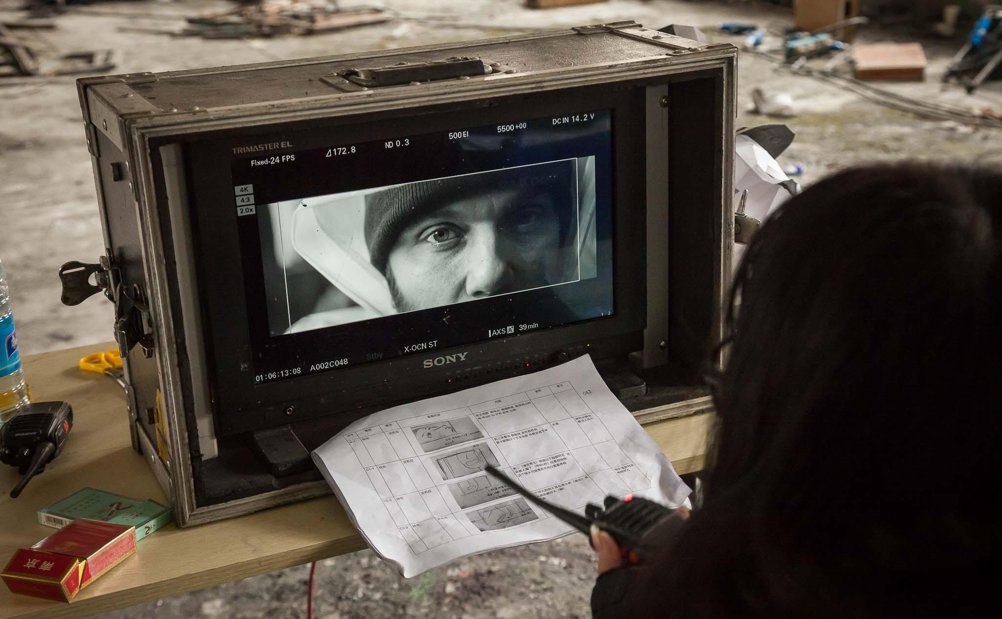 CineAltaV是索尼集大成之作,用着很放心—专访摄影指导中伟