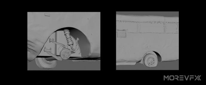 【TECH】MORE VFX《一出好戏》视效解析Part3·大黄鸭制作