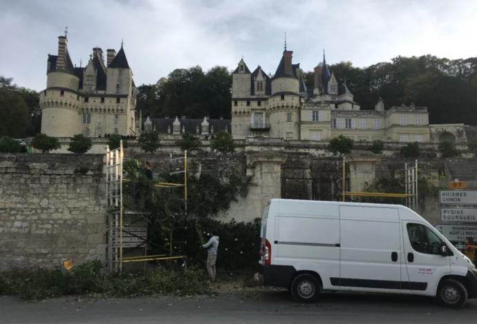 案例 | 《一千零一夜》城堡与花海,在睡美人城堡实地拍摄