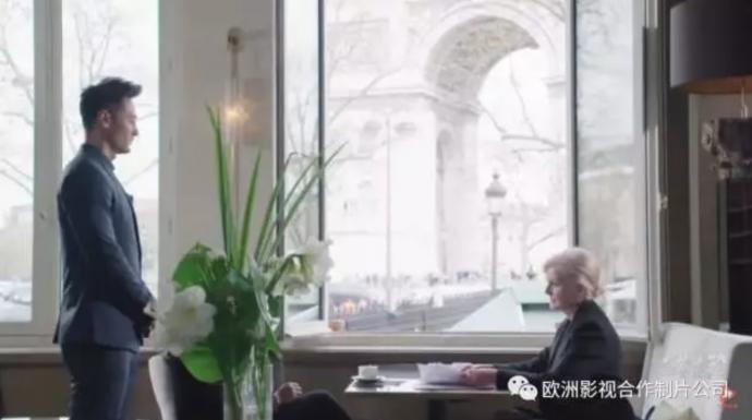案例 | 巴黎拍摄《放弃我,抓紧我》,这些不可能的场景都有可能