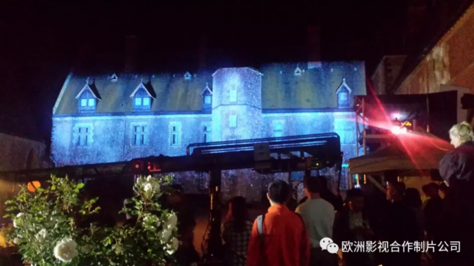 案例 | 《出发吧爱情》史上最大中国摄制组在法国拍摄