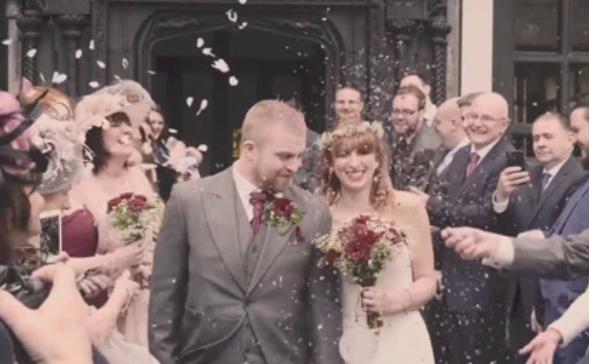 如何在婚礼现场拍出唯美大片既视感?