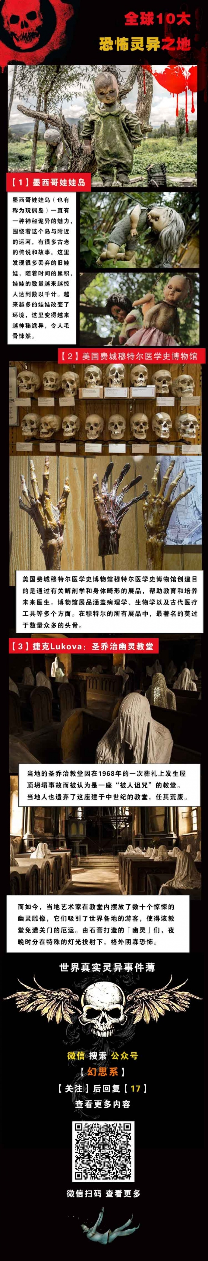 【推荐】万圣节:世界10大最灵异恐怖地点