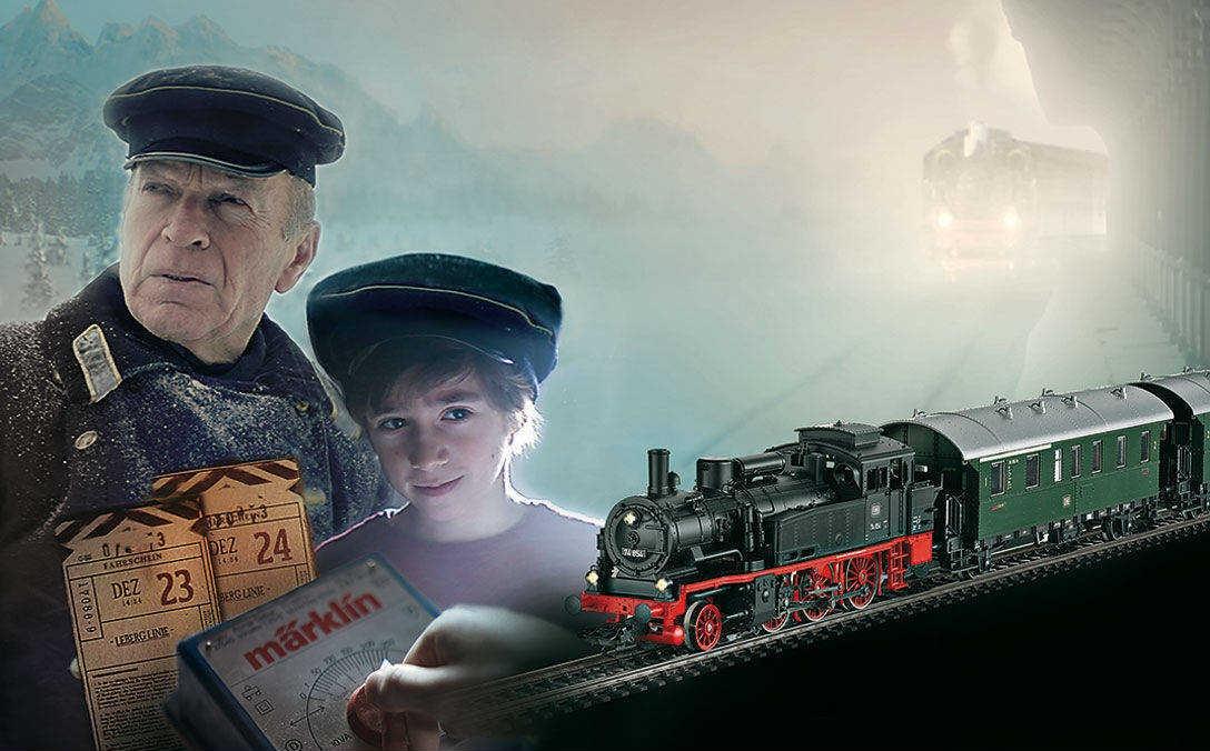 这竟然是学生作品!德国火车模型品牌Märklin圣诞节广告又炸锅了