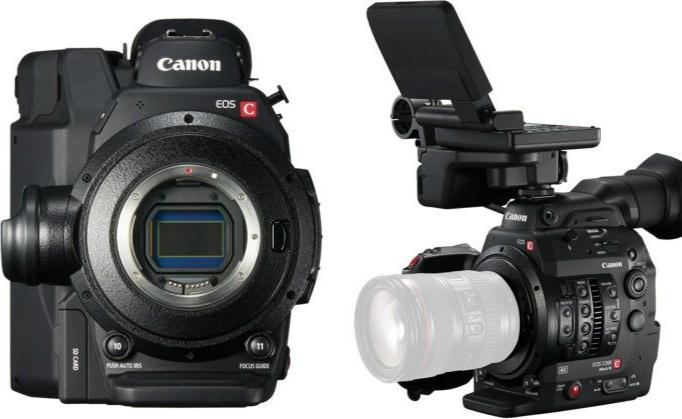 佳能即将发布 EOS C300 Mark III 摄影机,可以拍 8K
