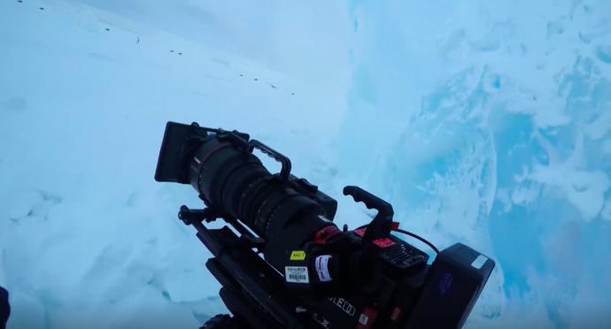 RED 挑战冰火两重天,拍出 BBC 又一高分纪录片《王朝》