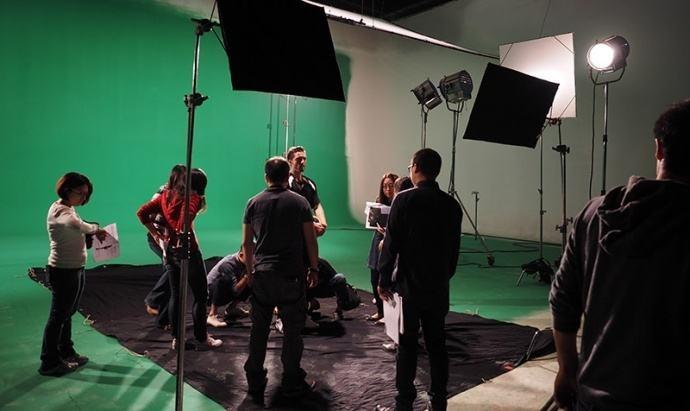 广州影视拍摄中的镜头运用
