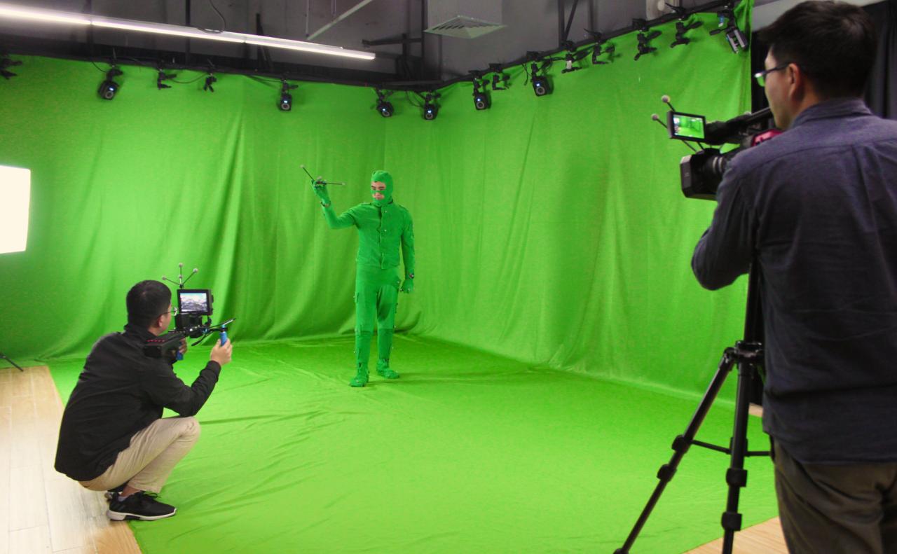 过来,给你介绍一款国产3D虚实融合的拍摄产品