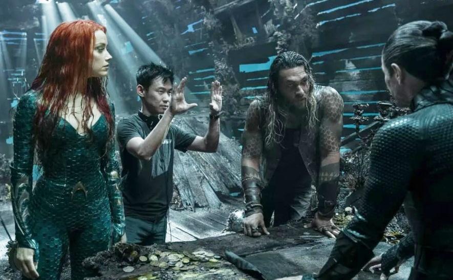 幕后 | 讲了一个来自海底的男人,但《海王》不能真去海底拍吧?