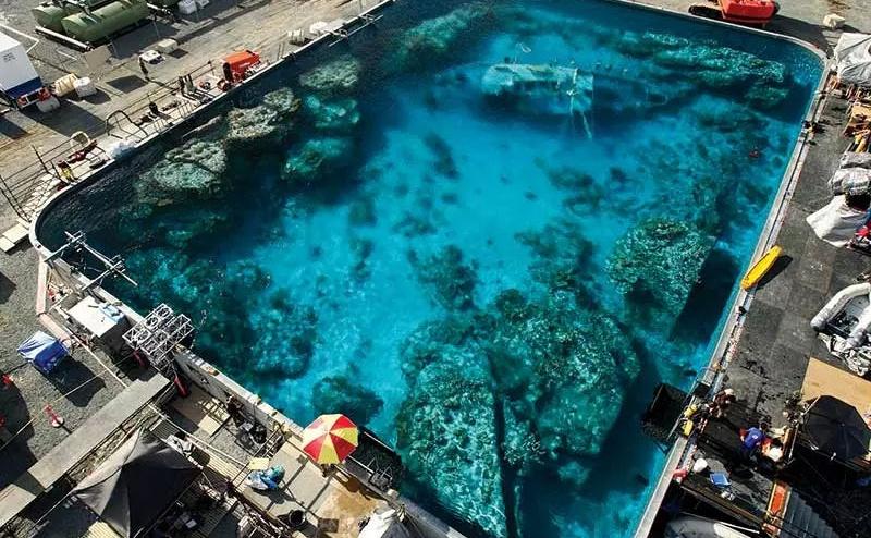 置景 | 《海王》的世界是如何建造的?(超多图)