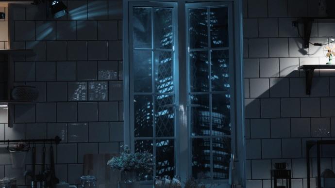光影实验室-棚内模拟夜景环境光