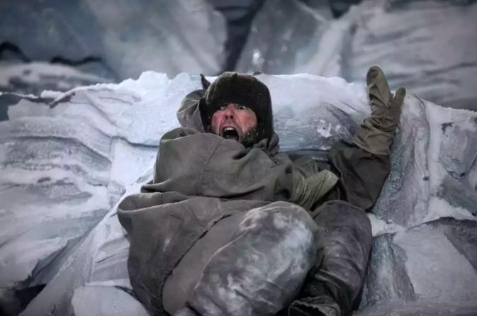 使用 RED 呈现沉浸式北极噩梦,AMC 美剧《极地恶灵》摄影师谈拍摄幕后