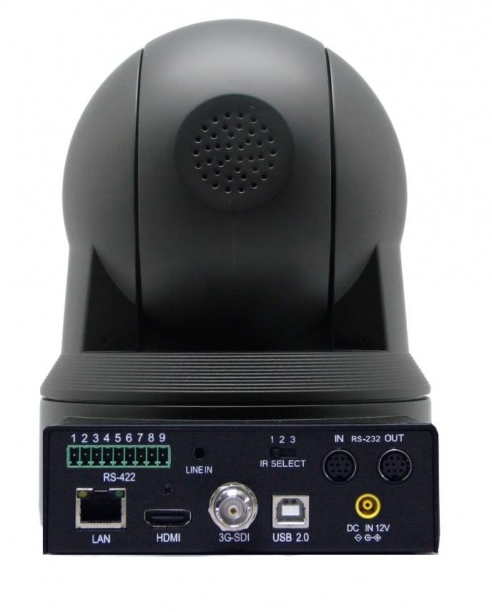 派尼珂4K超高清12倍光学变焦会议摄像机在外资企业上的安装