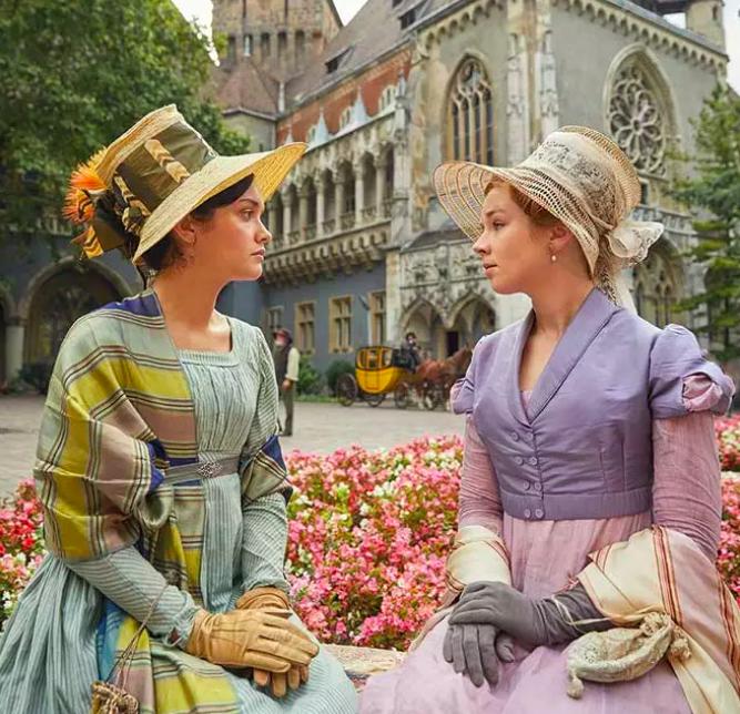 高分英剧《名利场》丨用 RED 拍出历史剧的油画质感