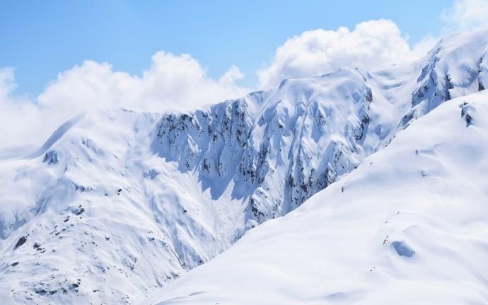 冬日雪景-摄影技巧