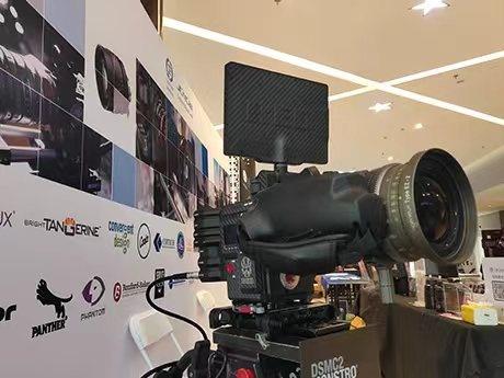 捷成影视在中国各大城市展出一系列影视产品