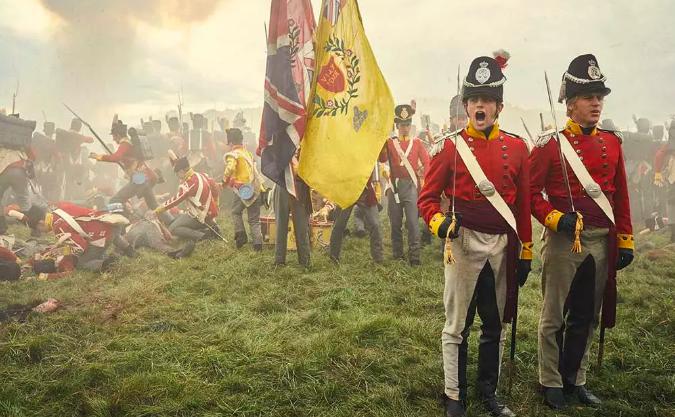 高分英剧《名利场》,如何拍出历史剧的油画质感