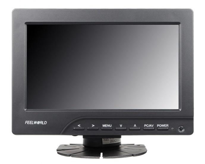 FEELWORLD富威德FW669AHT 7寸800X480宽屏TFT液晶触摸显示器 数码显微镜专用液晶显示器 高清液晶屏 专业控制 富威德FW669AHT