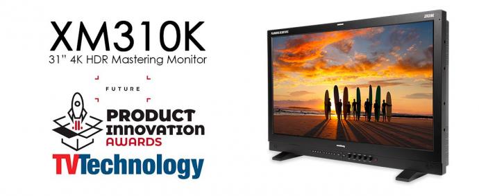 XM310K荣获国际大奖-2018 产品创新奖