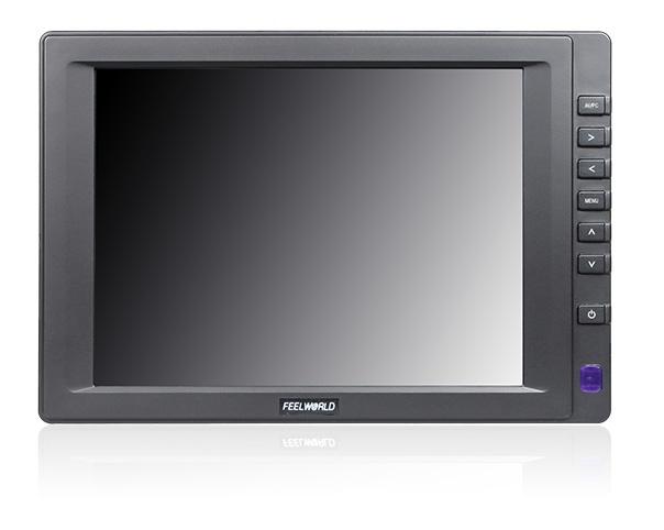 富威德FW813AHT 8寸800X600 TFT液晶触摸显示器 医疗设备专用显示器 4:3 工业触摸液晶显示器/电阻屏/触控/VGA接口 富威德FW813AHT