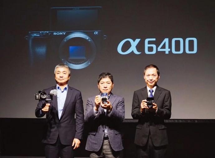 Sony a6400发布,将与云犀Box 3.0擦出哪些火花?