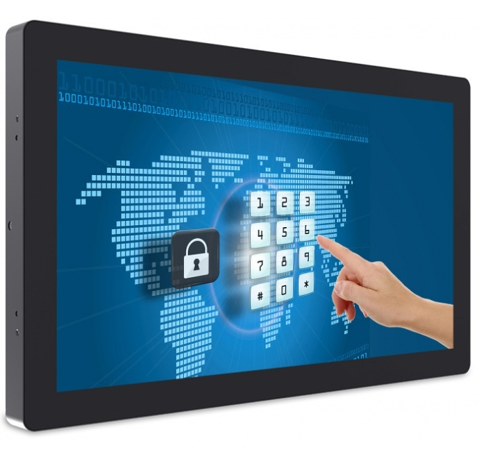 SEETEC视瑞特 PF215-9CT 21.5寸IPS 1920x1080 全高清工控触摸显示器 电容屏10点触摸 视瑞特 PF215-9CT 医疗工控视频会议系统显示设备