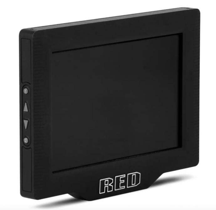 新配件:RED 推出DSMC2® 7.0 英寸 Ultra-Brite 超亮触控显示屏