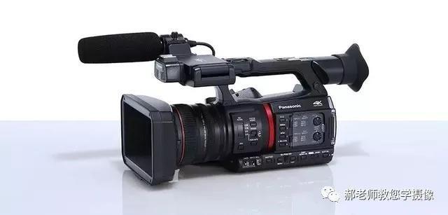 松下推出AG-CX200MC(红腰带)直播机