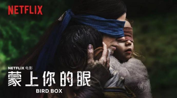 《Bird Box》打破观看记录,为何 RED 如此受Netflix创作者青睐