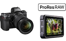 尼康和Atomos宣布Z 6和Z 7可以实现12 bit ProRes RAW外部录制