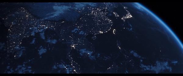夜空中最亮的星 照亮未来的路
