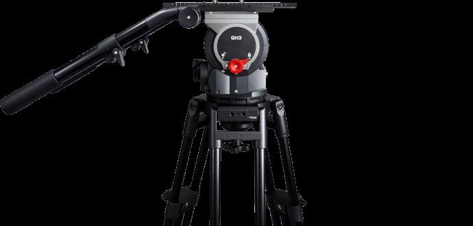 利拍 Libec宣布推出电影级 150mm云台和新型三脚架系统。