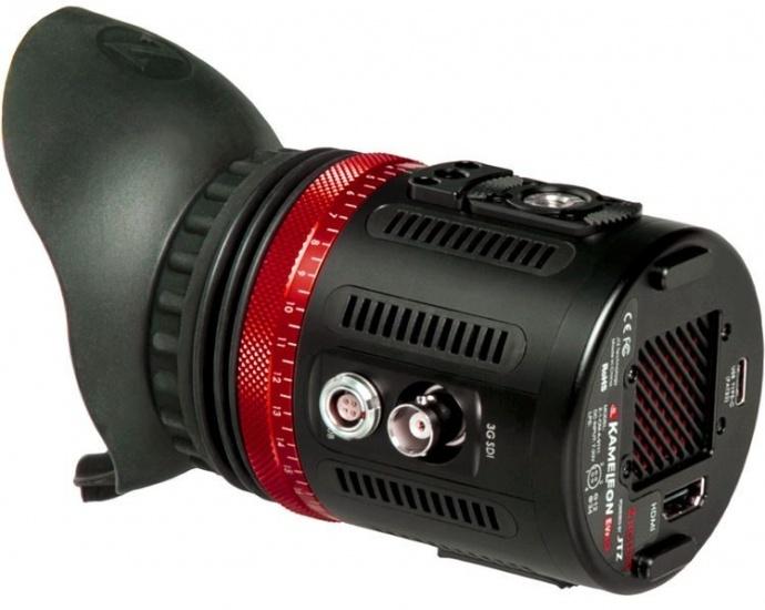 Zacuto宣布推出Kameleon 1080p Micro-OLED EVF