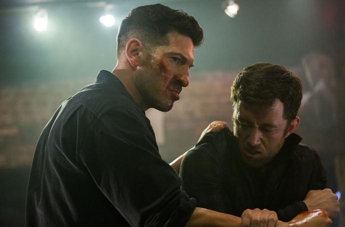 Netflix《惩罚者》摄影指导讲述如何使用 RED 塑造反英雄角色