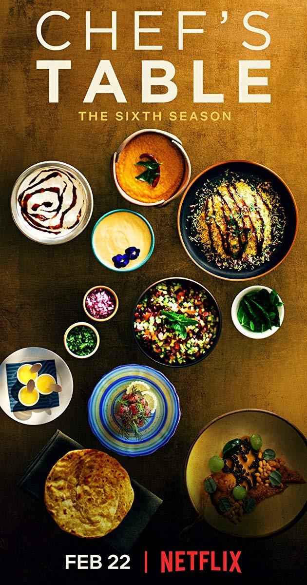 Shot on RED丨艾美提名纪录片《主厨的餐桌》第6季上线,拍美食有秘诀