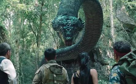 看摄影师如何打造2018年分账票房最高的网大《大蛇》