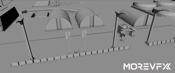 【TECH】MORE VFX《流浪地球》视效解析Part 2· 跟踪匹配