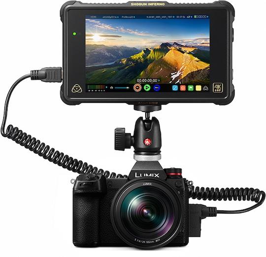 松下宣布DC-S1全画幅微单7月发布付费固件,增强视频拍摄功能