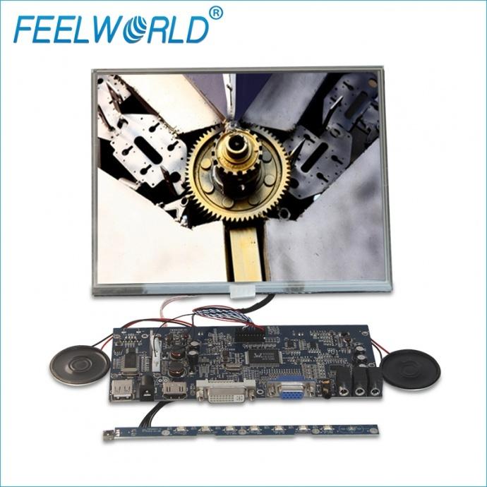 富威德 10寸1024x600 TFT SKD液晶显示模组 富威德SKD10VAT-3 嵌入式SKD裸机触摸液晶屏幕10.1寸4:3 医疗专用显示触摸屏幕