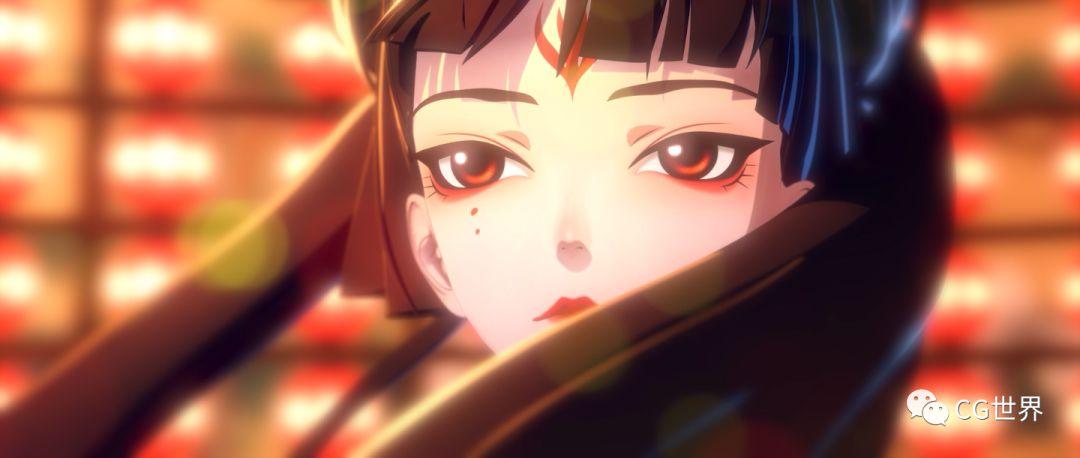 """这""""三渲二""""太美!阴阳师新式神不知火CG宣传片幕后解析"""