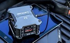 重磅新品-同期录音神器,Zoom 正式宣布 F6 多轨外景录音机