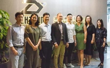 全球布局加速扩张 | ZHIYUN牵手法国最大电子商务平台