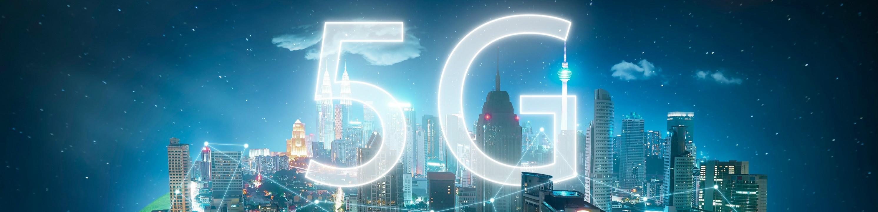 5G来了!