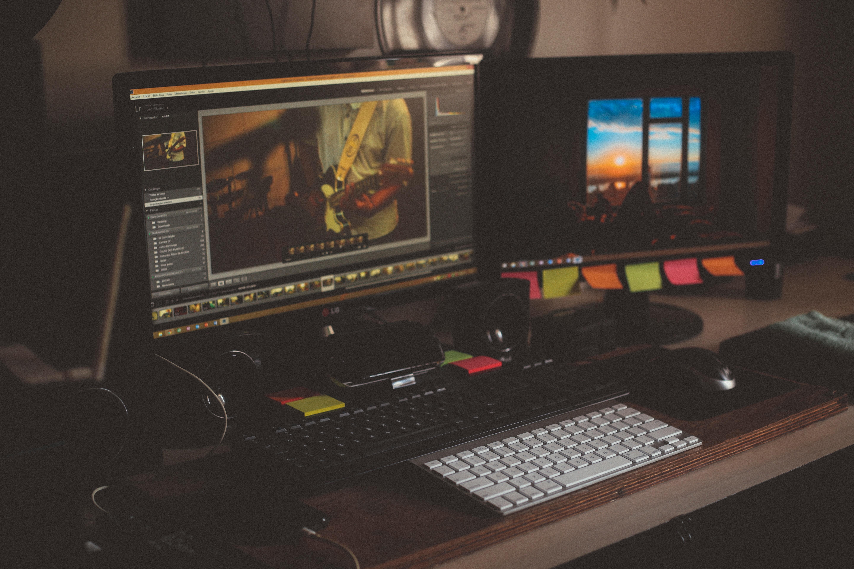 人才优选计划--视频剪辑技能评选