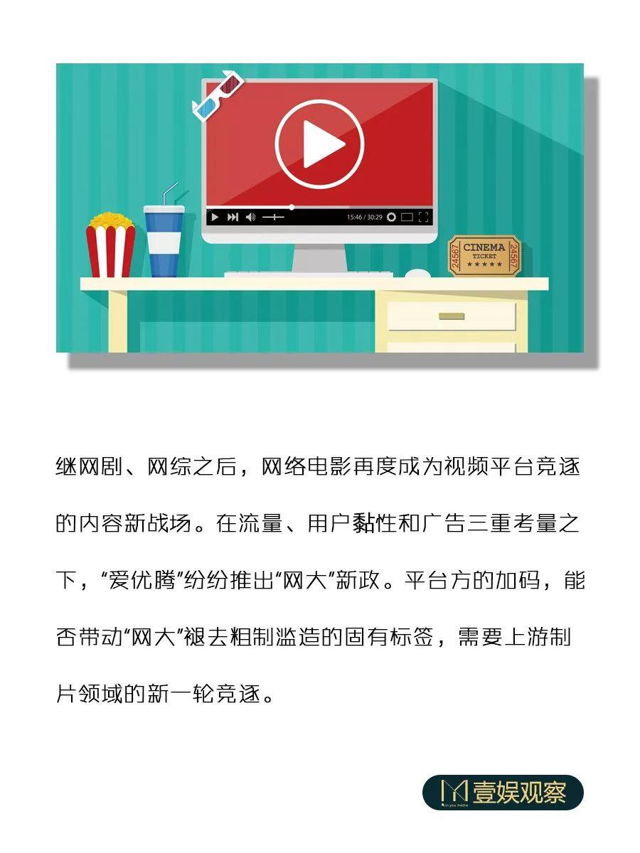 """视频平台""""网大""""培优战"""