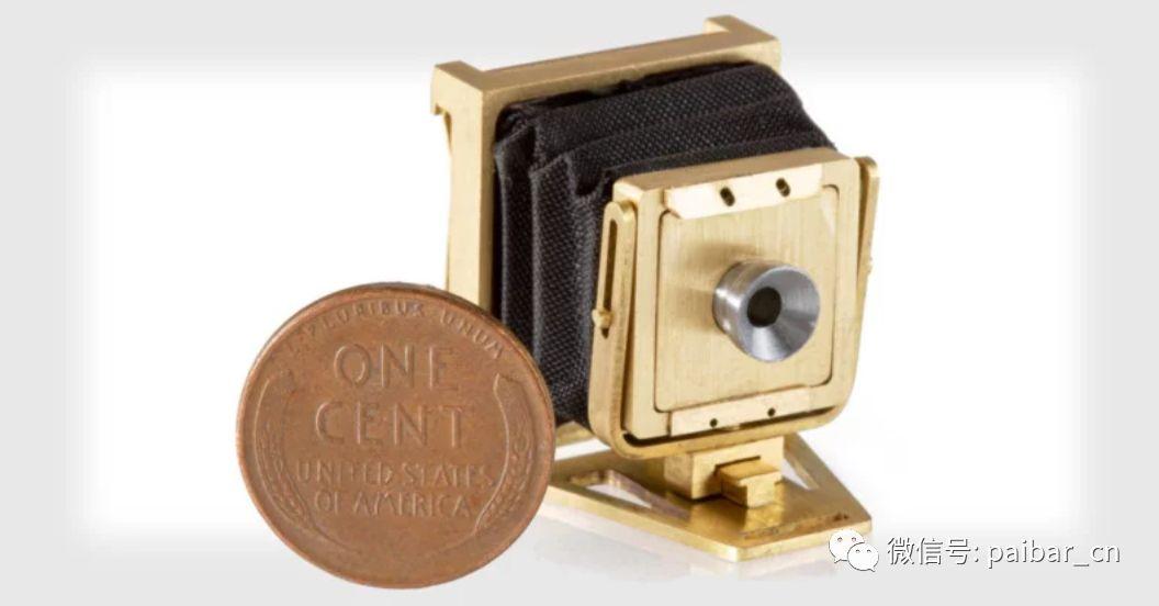 很有趣!如何制作世界上最小的相机?