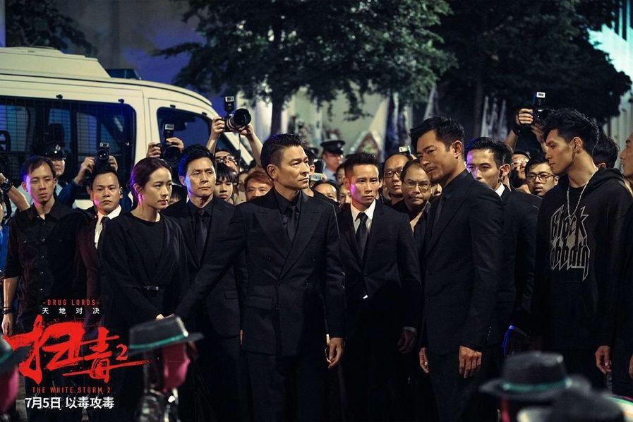 暑期档需要动作大片,疲软半年的华语电影终于迎来《扫毒2》