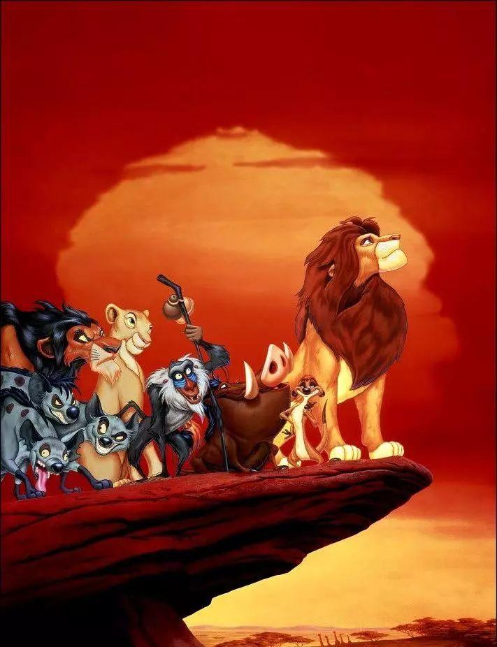 迪士尼亲手谋杀了自己最经典的动画片