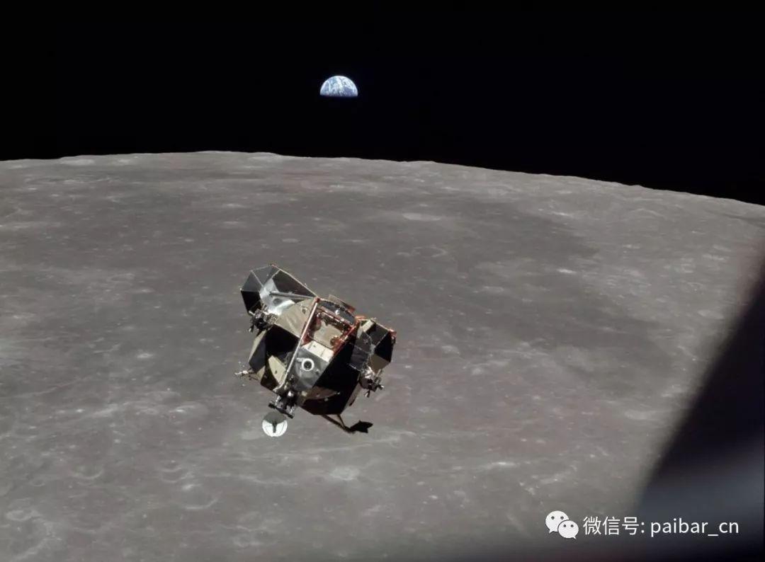 那些被遺留在月球上的哈蘇和執行NASA任務的安琴