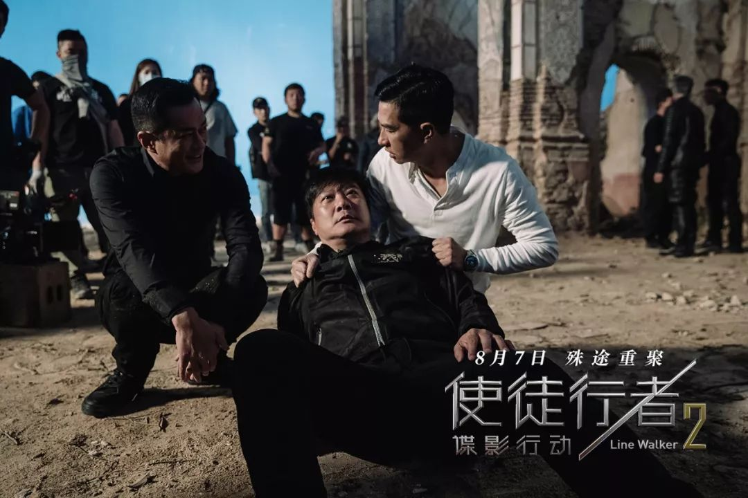 独家| 钱嘉乐,香港人,那片土地上最后一代武行